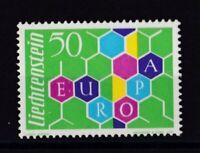 Liechtenstein 1960 postfrisch MiNr. 398 Europa