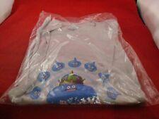 "Dragon Quest IX Nintendo DS ""It's Party Slime"" Promo Grey T-Shirt Men's L *NEW*"