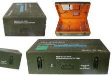 Bundeswehr Transportkiste Holzkiste Lagerkiste Holzbox Munitionskiste Holzkoffer