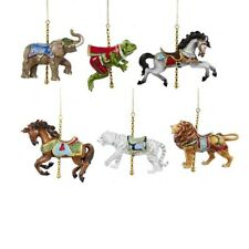 Carousel Animals Ornament