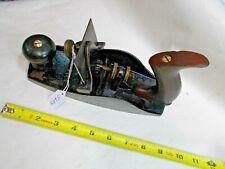 """Scraper, Vtg Stanley ? Woodworker's No. 112 Cabinet Scraper, 2-61/64"""" Wide Blade"""