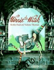 Winnie the Witch Paul, Korky, Thomas, Valerie Paperback Used - Very Good