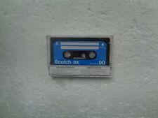 Vintage Audio Cassette SCOTCH BX 90 From 1982 - Fantastic Condition !!