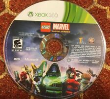 LEGO Marvel Super Heroes (Microsoft Xbox 360, 2013) DISC ONLY 11304