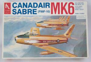 "Canadair Sabre MK6 (F86F-10) 'Golden Hawks"" 1/72 Hobbycraft"