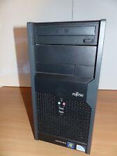 PC Tour Fujitsu Esprimo P2560 Intel E5500 Ram 2Go Disque 480Go Graveur