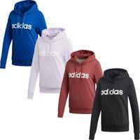 Adidas Womens Hoodies Sweatshirt Ladies Fleece Tracksuit Top Pullover Hoody