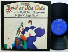 CHARLIE BYRD Byrd At The Gate LP Jazz Guitar 1963 ORIG. press  #641