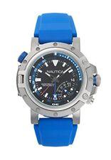 Relojes de pulsera Deportivo de goma acero inoxidable