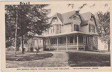 PHI GAMMA DELTA House, Williams College Williamstown Mass  #18