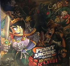 Penny Arcade The Game: Rumble in R'lyeh Board Game NEW & Sealed!