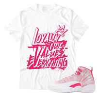 Shirt for Air Jordan 12 ''Ice Cream'' Unisex T-Shirt |New L.O.V.E-White Shirt