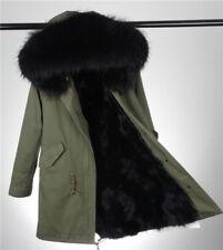 Cappotti e giacche da donna parka di pelliccia taglia XXL
