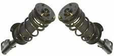 Unity Front Loaded Strut Coil Spring Assemb. Pair Fit 1999-2005 Chevy Cavalier
