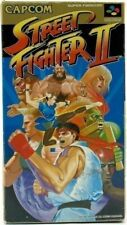SNES / Super Famicom Spiel - Street Fighter II / 2 JAP Modul