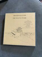 ROGER WILLIAMS THE WAY WE WERE MCA 403  STEREO REEL TO TAPE 4 TRACK 7 1/2
