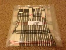 New RARE Sold Out 2008 - Jack White White Stripes Official TARTAN KILT 100% Wool