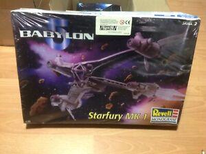 Babylon 5 MK1 Starfury model kit