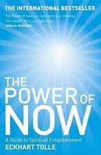The Power of Now by Eckhart Tolle Paperback Book