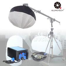 575W/1200W/1800W HMI Balloon Light Head+Ballast+7M Cable Kit For Video Studio