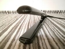 ghd glossy black 4.2b hair straighteners with 6 months warranty and free postage