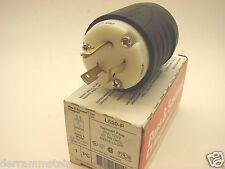 Pass & Seymour® L520-P Turnlok® Polarized Grounding Spec. Grade Locking Plug b41