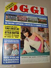 OGGI=1976/44=OMBRETTA COLLI=MANLIO CANCOGNI=DINO SARTI=GIUSEPPE FANIN=TERREMOTO