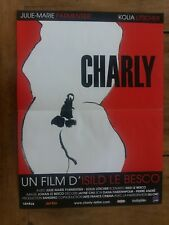 Poster Charly Julie-Marie Parmentier Kolia Litscher*