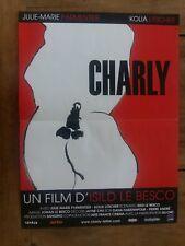 Affiche CHARLY julie-marie PARMENTIER kolia LITSCHER    *