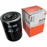 Original MAHLE / KNECHT Ölfilter OC 248 Öl Filter Oil
