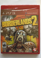 Borderlands 2 PS3 FACTORY SEALED *FREE SHIPPING*