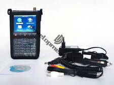 WS-6908SE SATLINK Digital Satellite Meter Finder Support KB-LIGHT&BACKLIGHT QPSK