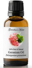 Geranium Essential Oil - 30 mL 100% Pure and Natural Free Shipping - US Seller