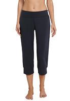 Schiesser Pantalon Femmes 3/4 Longue de Yoga Loisir FITNESS Repos S-5xl