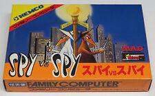 Spy Vs Spy for Nintendo Famicom NES Japanese JPN Japan vs. * VGC *