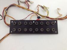 Tascam 244 16 way phono socket board M219