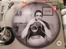 "Johnny Cash - Ring of Fire Mega Rare 12"" Picture Disc Single LP"