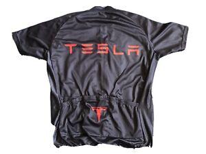 Tesla cycling jersey