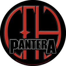 PANTERA - Rückenaufnäher Backpatch CFH rund