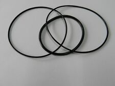 belt set Saba Reel to reel Tg 445 Rubber drive belt kit
