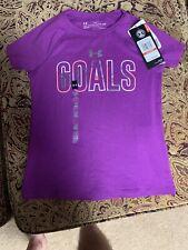 Under Armour Goals Girls Shirt YXS
