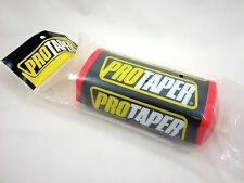 Pro Taper 2.0 Square Fat Bar Pad Red / Black for 1-1/8 Handlebar CR CRF XR NEW