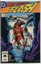 Flash 1987 series # 7 very fine comic book