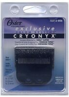 OSTER Cryonyx Blade Topaz Sable Rocker Speed Line Fast Feed 76913-806