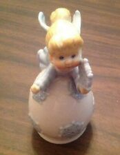 Fairy Godmother Ceramic Porcelain Fairy Godmother Decorative Bell