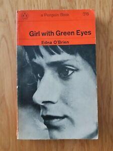 Girl with Green Eyes - Edna O'Brien - 1964 Penguin Edition - Good Condition