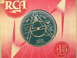 DOTTIE WEST SUFFER TIME / ALMOST PERSUADED rca victor 1584 demo / promo