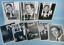 Joey Bishop Show 8 Original Press Morgue File Photos 5 with Captions 1960-1973
