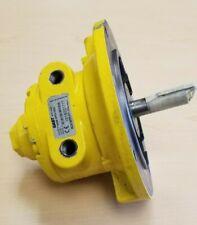 Gast 4am Nrv 50c Flanged Air Motor150 Hp58 Dia Yellow