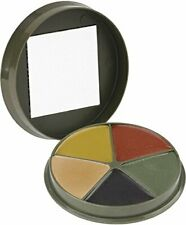 Camouflage Camcon 5-Color Camo Compact Cream with Mirror 61350
